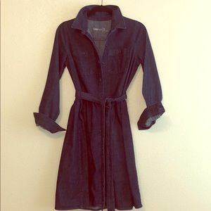 Denim Gap Dress